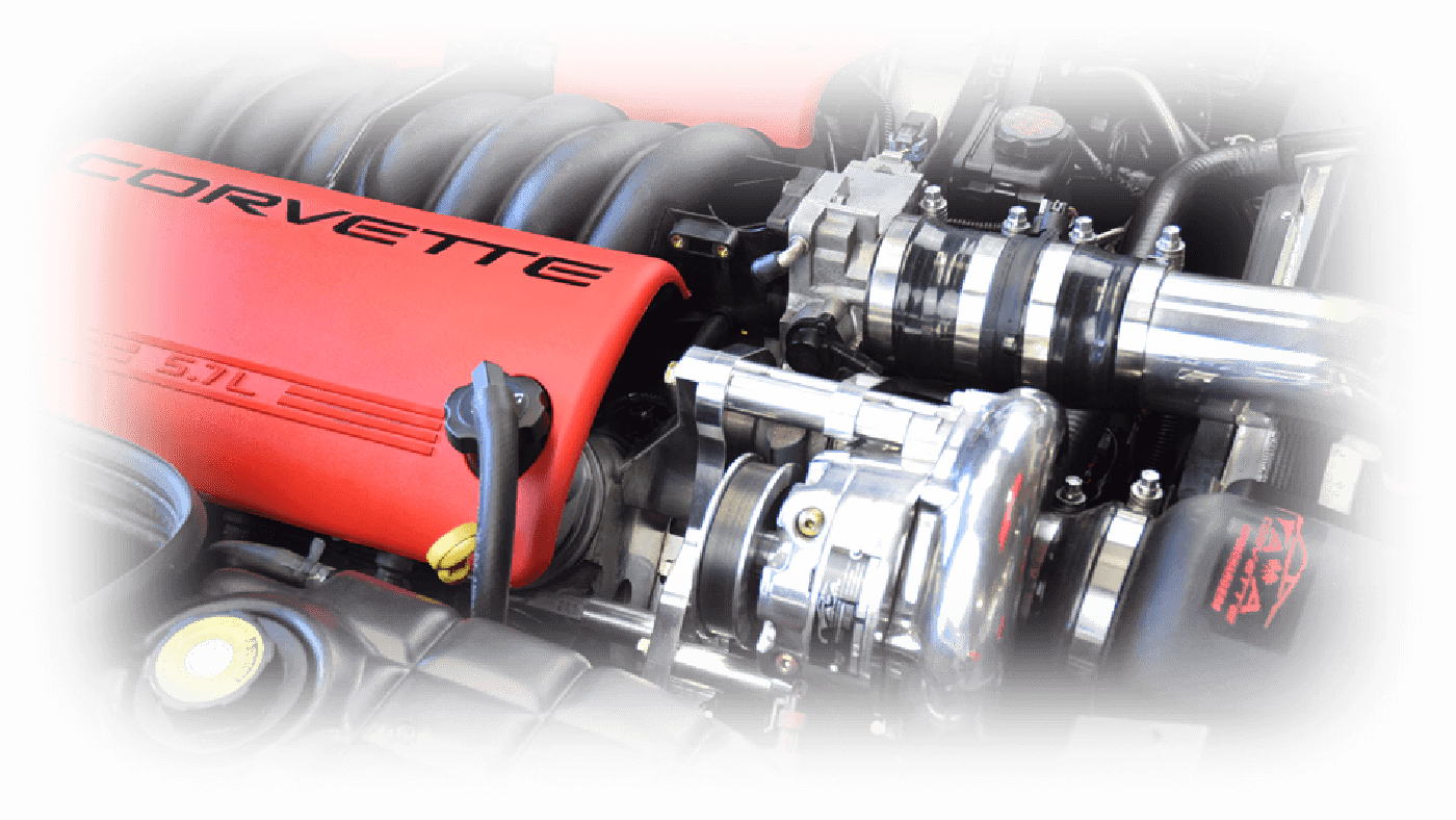 A Supercharger For C5 Corvette