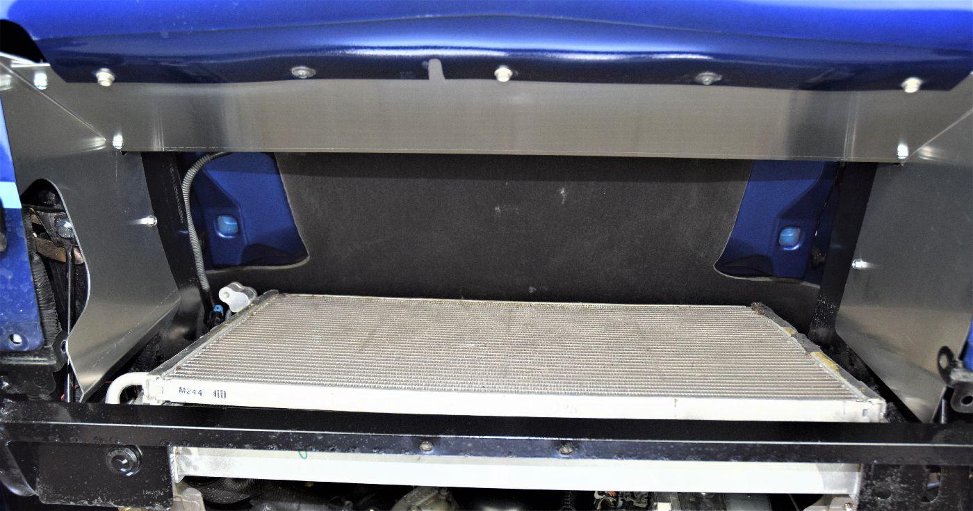 a&a ratiator surround panels for c5 corvette