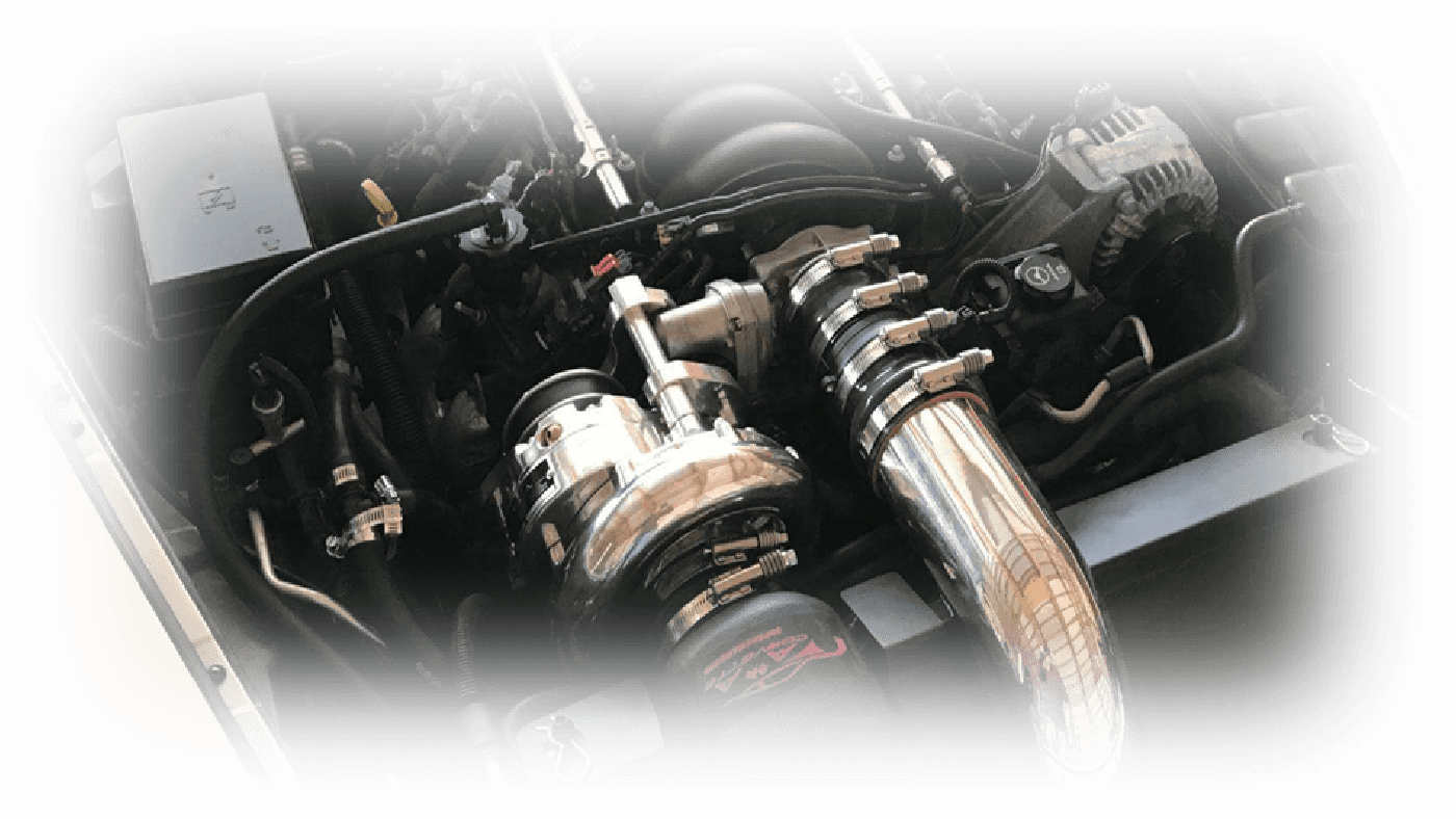 A&A Corvette C6 Supercharger