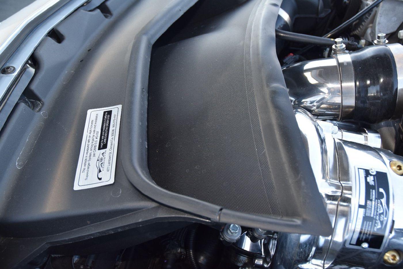A&A C7 Superchargers