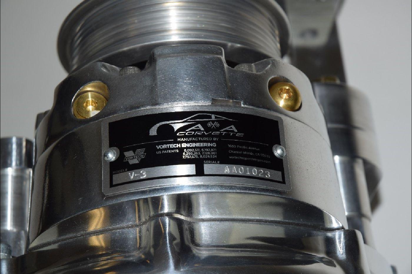 A&A C6 Superchargers