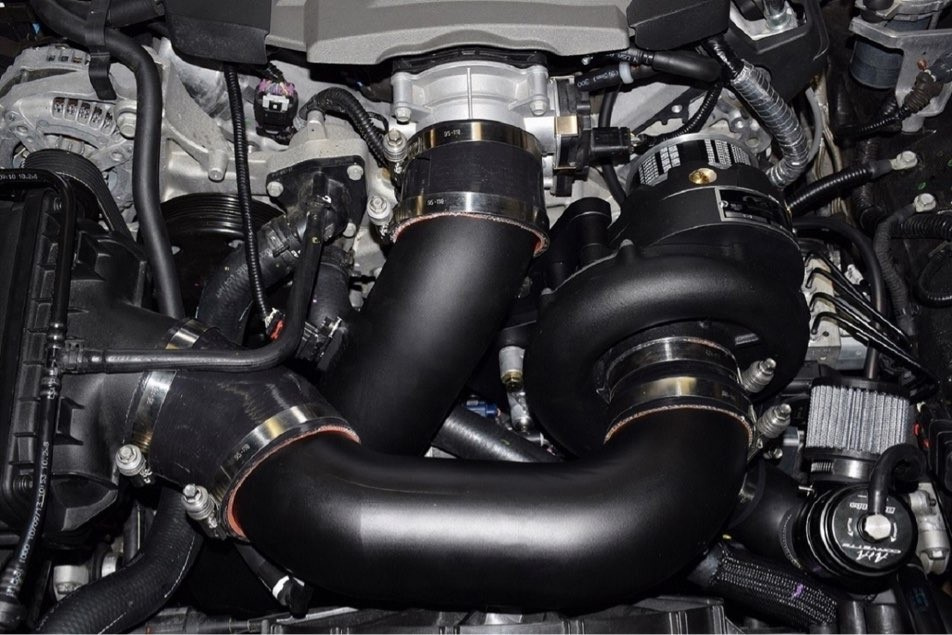 A&A CORVETTE PERFORMANCE C7 SUPERCHARGER INSTALLATION INSTRUCTIONS